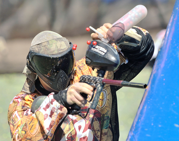 Book Paintball Games in NZ