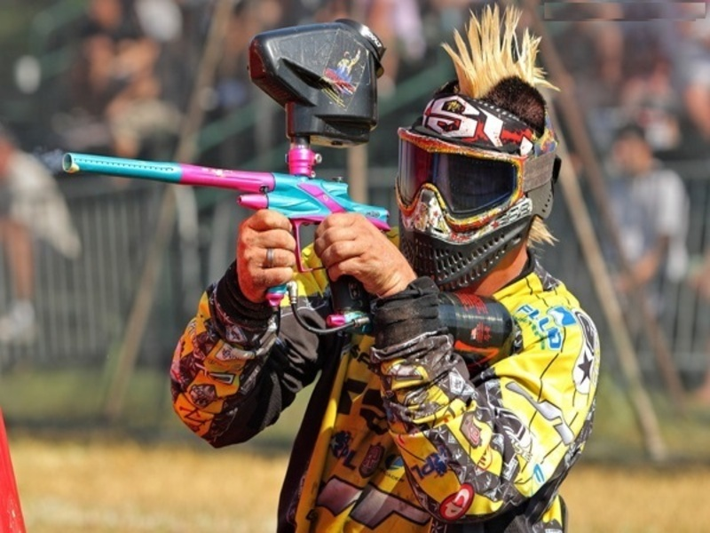 Paintball New Zealand Booking